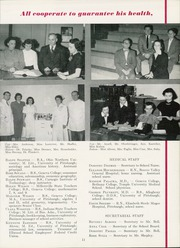 Page 15, 1951 Edition, Lincoln High School - Ellwoodian Yearbook (Ellwood City, PA) online yearbook collection