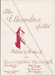 Page 5, 1951 Edition, Lincoln High School - Ellwoodian Yearbook (Ellwood City, PA) online yearbook collection