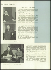 Page 15, 1953 Edition, Lincoln High School - Ellwoodian Yearbook (Ellwood City, PA) online yearbook collection