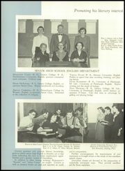 Page 16, 1953 Edition, Lincoln High School - Ellwoodian Yearbook (Ellwood City, PA) online yearbook collection