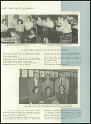 Page 17, 1953 Edition, Lincoln High School - Ellwoodian Yearbook (Ellwood City, PA) online yearbook collection