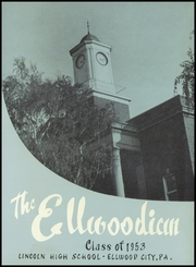 Page 7, 1953 Edition, Lincoln High School - Ellwoodian Yearbook (Ellwood City, PA) online yearbook collection