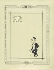Page 15, 1922 Edition, Academy High School - Academe Yearbook (Erie, PA) online yearbook collection