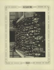 Page 16, 1922 Edition, Academy High School - Academe Yearbook (Erie, PA) online yearbook collection