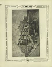 Page 6, 1922 Edition, Academy High School - Academe Yearbook (Erie, PA) online yearbook collection