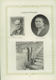 Page 14, 1930 Edition, Academy High School - Academe Yearbook (Erie, PA) online yearbook collection