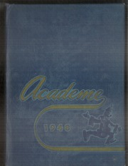 Page 1, 1948 Edition, Academy High School - Academe Yearbook (Erie, PA) online yearbook collection