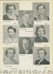 Page 11, 1948 Edition, Academy High School - Academe Yearbook (Erie, PA) online yearbook collection