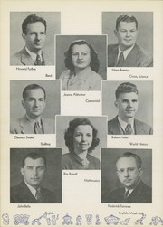 Page 12, 1948 Edition, Academy High School - Academe Yearbook (Erie, PA) online yearbook collection