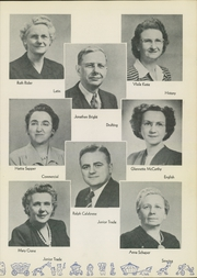 Page 13, 1948 Edition, Academy High School - Academe Yearbook (Erie, PA) online yearbook collection