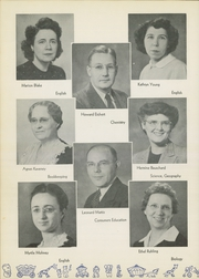 Page 14, 1948 Edition, Academy High School - Academe Yearbook (Erie, PA) online yearbook collection
