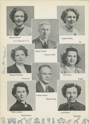 Page 16, 1948 Edition, Academy High School - Academe Yearbook (Erie, PA) online yearbook collection