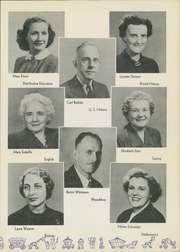 Page 17, 1948 Edition, Academy High School - Academe Yearbook (Erie, PA) online yearbook collection