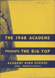 Page 3, 1948 Edition, Academy High School - Academe Yearbook (Erie, PA) online yearbook collection
