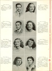 Page 17, 1948 Edition, Souderton High School - Unaliyi Yearbook (Souderton, PA) online yearbook collection