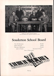 Page 12, 1950 Edition, Souderton High School - Unaliyi Yearbook (Souderton, PA) online yearbook collection