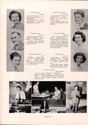Page 16, 1950 Edition, Souderton High School - Unaliyi Yearbook (Souderton, PA) online yearbook collection
