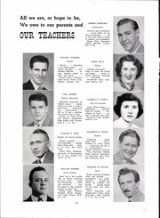 Page 14, 1951 Edition, Souderton High School - Unaliyi Yearbook (Souderton, PA) online yearbook collection