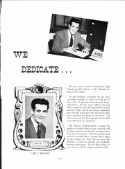 Page 9, 1951 Edition, Souderton High School - Unaliyi Yearbook (Souderton, PA) online yearbook collection