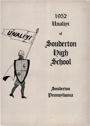 Page 7, 1952 Edition, Souderton High School - Unaliyi Yearbook (Souderton, PA) online yearbook collection