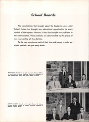Page 12, 1960 Edition, Souderton High School - Unaliyi Yearbook (Souderton, PA) online yearbook collection