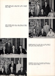 Page 13, 1960 Edition, Souderton High School - Unaliyi Yearbook (Souderton, PA) online yearbook collection