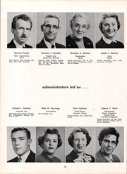 Page 16, 1960 Edition, Souderton High School - Unaliyi Yearbook (Souderton, PA) online yearbook collection