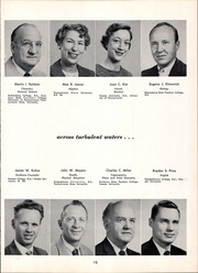 Page 17, 1960 Edition, Souderton High School - Unaliyi Yearbook (Souderton, PA) online yearbook collection