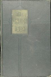 Page 1, 1934 Edition, Lewisburg High School - Oneida Yearbook (Lewisburg, PA) online yearbook collection