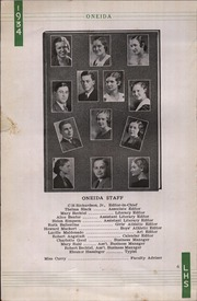 Page 10, 1934 Edition, Lewisburg High School - Oneida Yearbook (Lewisburg, PA) online yearbook collection