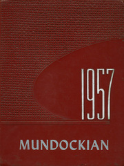 1957 Edition, Upper Dublin High School - Mundockian Yearbook (Fort Washington, PA)
