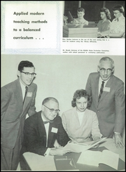 Page 12, 1959 Edition, Hempfield Area Senior High School - Spartonian Yearbook (Greensburg, PA) online yearbook collection