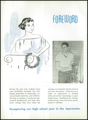 Page 8, 1959 Edition, Hempfield Area Senior High School - Spartonian Yearbook (Greensburg, PA) online yearbook collection