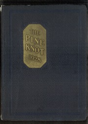 Page 1, 1928 Edition, Grove City Area High School - Pine Knot Yearbook (Grove City, PA) online yearbook collection