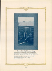Page 11, 1928 Edition, Grove City Area High School - Pine Knot Yearbook (Grove City, PA) online yearbook collection