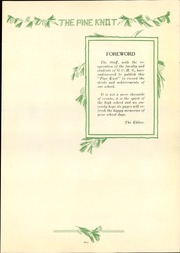Page 9, 1930 Edition, Grove City Area High School - Pine Knot Yearbook (Grove City, PA) online yearbook collection