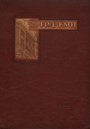 Page 1, 1932 Edition, Grove City Area High School - Pine Knot Yearbook (Grove City, PA) online yearbook collection
