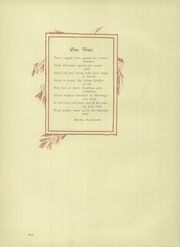 Page 12, 1932 Edition, Grove City Area High School - Pine Knot Yearbook (Grove City, PA) online yearbook collection