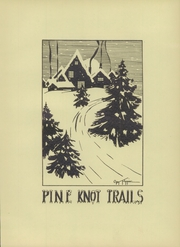 Page 13, 1932 Edition, Grove City Area High School - Pine Knot Yearbook (Grove City, PA) online yearbook collection