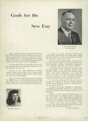 Page 12, 1947 Edition, Grove City Area High School - Pine Knot Yearbook (Grove City, PA) online yearbook collection