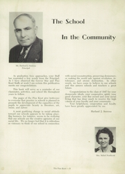 Page 13, 1947 Edition, Grove City Area High School - Pine Knot Yearbook (Grove City, PA) online yearbook collection