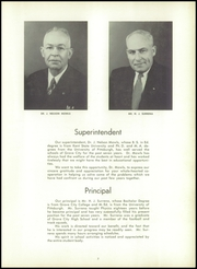 Page 11, 1954 Edition, Grove City Area High School - Pine Knot Yearbook (Grove City, PA) online yearbook collection