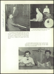Page 15, 1954 Edition, Grove City Area High School - Pine Knot Yearbook (Grove City, PA) online yearbook collection