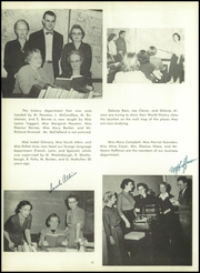 Page 16, 1954 Edition, Grove City Area High School - Pine Knot Yearbook (Grove City, PA) online yearbook collection