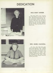 Page 9, 1957 Edition, Grove City Area High School - Pine Knot Yearbook (Grove City, PA) online yearbook collection