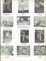 Page 13, 1958 Edition, Grove City Area High School - Pine Knot Yearbook (Grove City, PA) online yearbook collection