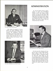 Page 10, 1963 Edition, Grove City Area High School - Pine Knot Yearbook (Grove City, PA) online yearbook collection