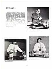 Page 14, 1963 Edition, Grove City Area High School - Pine Knot Yearbook (Grove City, PA) online yearbook collection