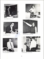 Page 15, 1963 Edition, Grove City Area High School - Pine Knot Yearbook (Grove City, PA) online yearbook collection