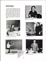 Page 16, 1963 Edition, Grove City Area High School - Pine Knot Yearbook (Grove City, PA) online yearbook collection